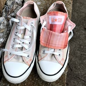 Converse All Star Sneakers Double Tongue W-8